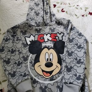 2T Mickey mouse hoodie